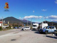 Provincia Sicura, intensificati i controlli della Polizia di Stato in Valle Telesina