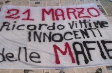 Attivisti 5 Stelle celebrano giornata in memoria delle vittime innocenti di tutte le mafie.
