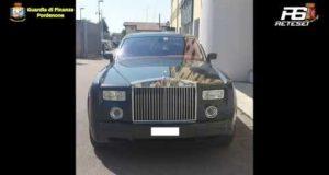 835 truffati in tutta italia nel commercio on-line di autoveicoli di lusso