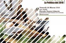 Io X Benevento incontro su reddito di cittadinanza e lavoro.