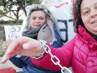 Sant'Agata dei Goti. Continua la protesta davanti ospedale