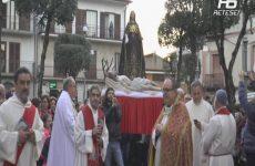 Cervinara: le parrocchie si riuniscono nel segno di Cristo morto