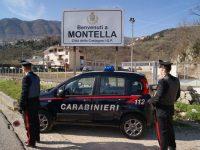 Perquisizioni, sequestri, denunce e patenti ritirate dai Carabinieri della Compagnia di Montella.
