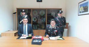 Benevento. Siglato protocollo intesa tra Arma CC e CRI