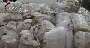 Deposito incontrollato di rifiuti: due persone denunciate.