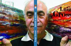 Taglio del nastro della mostra d'arte del maestro Luigi Grossi