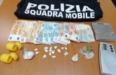 Arrestato per spaccio di droga Gerardo Mandato di 58 anni.