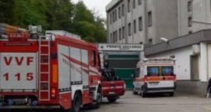 Operaio trafitto da un ferro, in sala operatoria anche i Vigili del Fuoco.