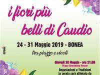 Bonea. I fiori di Caudium, nuovo evento per il maggio cittadino