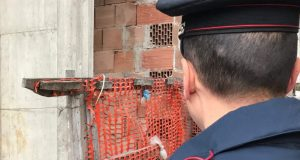 Violazioni in materia di sicurezza suoi luoghi di lavoro: denunciate tre persone.