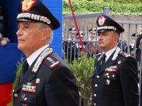 Ariano Irpino.  Cerimonia inaugurazione e intitolazione nuova caserma dei carabinieri.