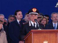 Ariano Irpino. Inaugurazione e intitolazione nuova caserma dei carabinieri. Servizio Tg Sei
