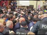 Salvini a Pietrelcina. Servizio Tg Sei