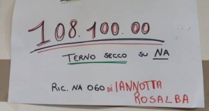 Montesarchio. terbo da 108 mila euro