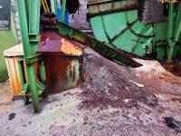 Torrecuso. Sequestro opificio per presenza rifiuti speciali pericolosi.